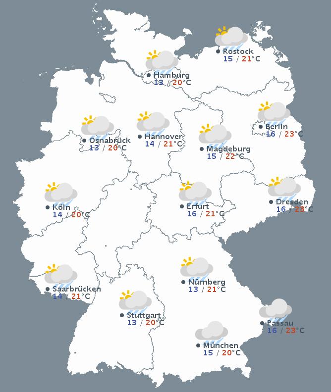 NГјrnberg Wetter Heute